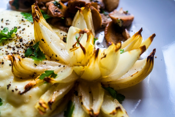 onion flowerr